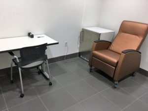 Biochemical Sciences lactation room