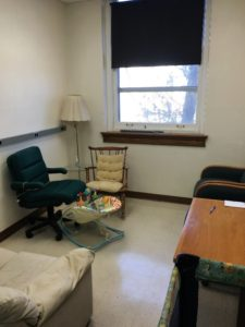 Birge Hall lactation room