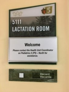 Lactation Rooms Office Of Child Care And Family Resources