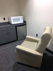Education Building lactation room & Lactation Rooms - Office of Child Care and Family Resources