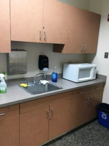 Health Sciences Learning Center lactation room