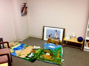 Luther Memorial Church lactation room