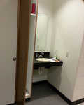Microbial Science Building lactation room