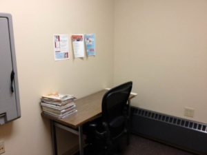 Mechanical Engineering lactation room