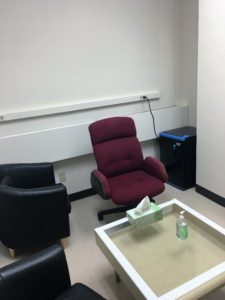 Middleton Building lactation room
