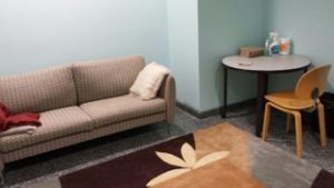 School of Pharmacy lactation room