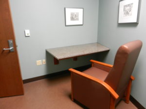 Union South lactation room