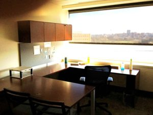 Wisconsin Institute for Medical Research lactation room