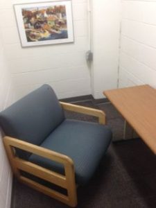 Engineering Hall lactation room